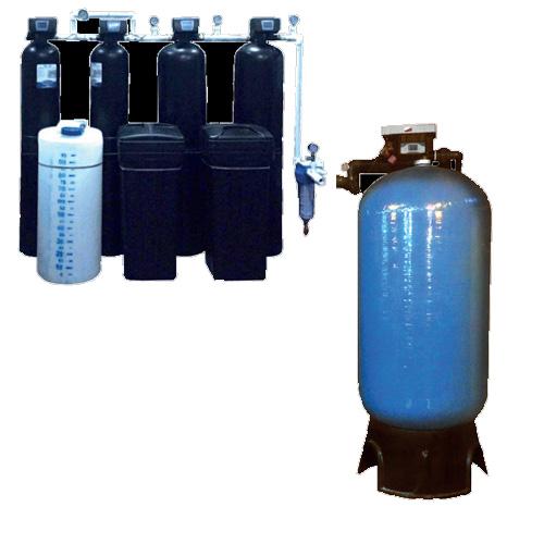 Otomatik Su Yumuşatma Sistemleri