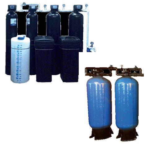 Otomatik Dublex Su Yumuşatma Sistemi