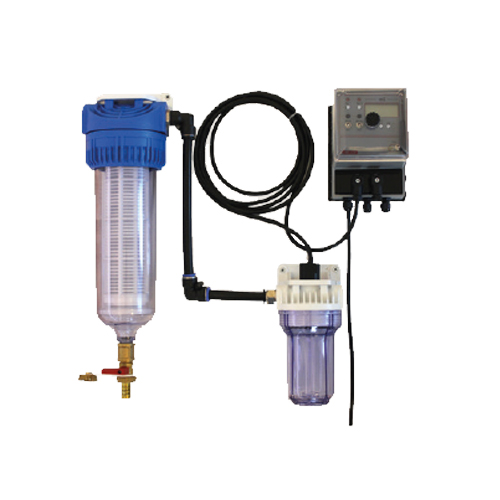 Tower-Boiler Water Dosing Systems