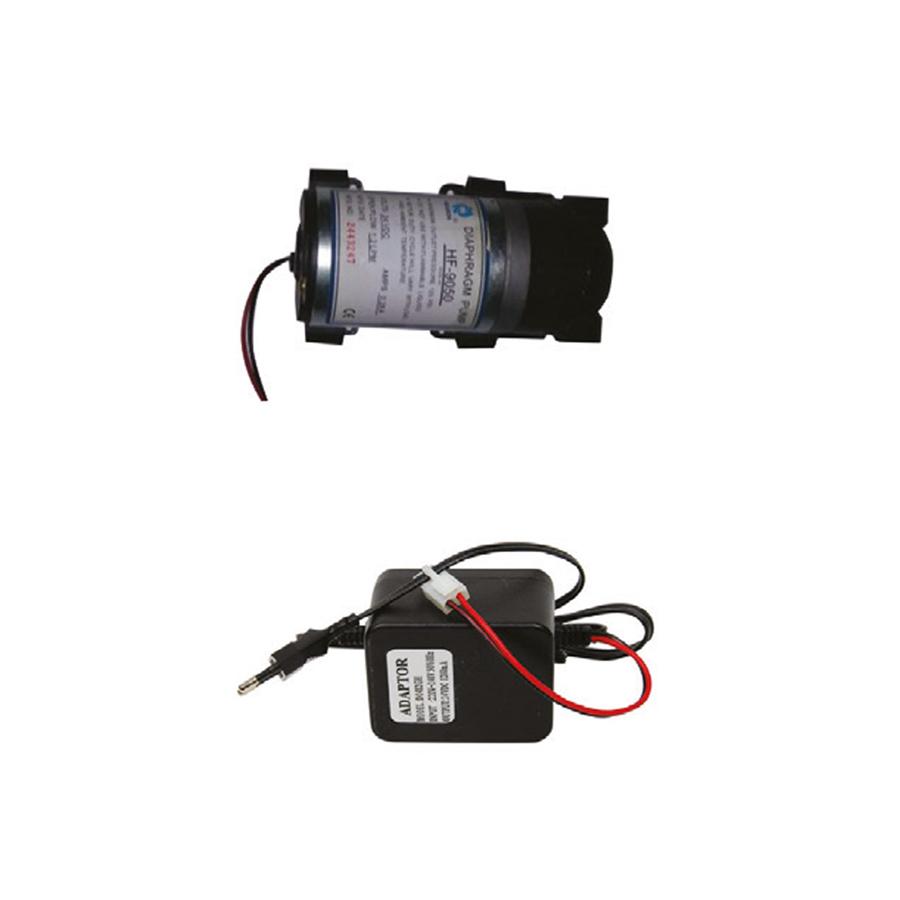 Pompa ve Adaptörleri