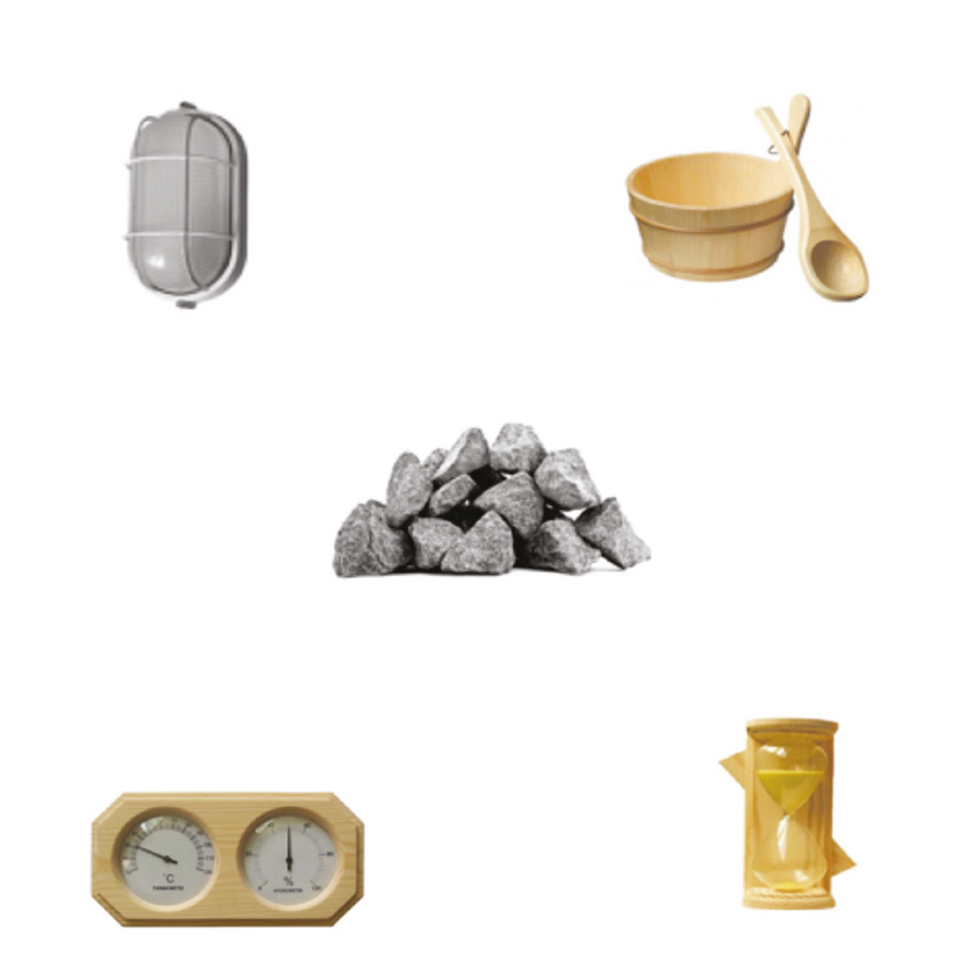 Sauna Equipments