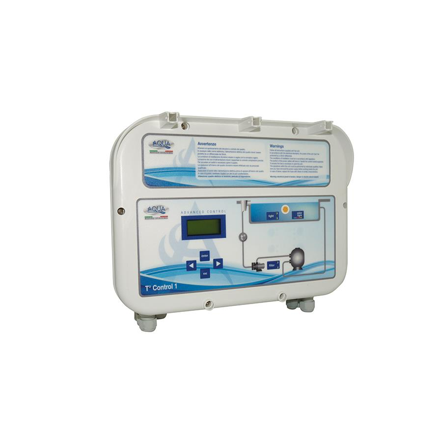 T Control Elektronik Kontrol Paneli