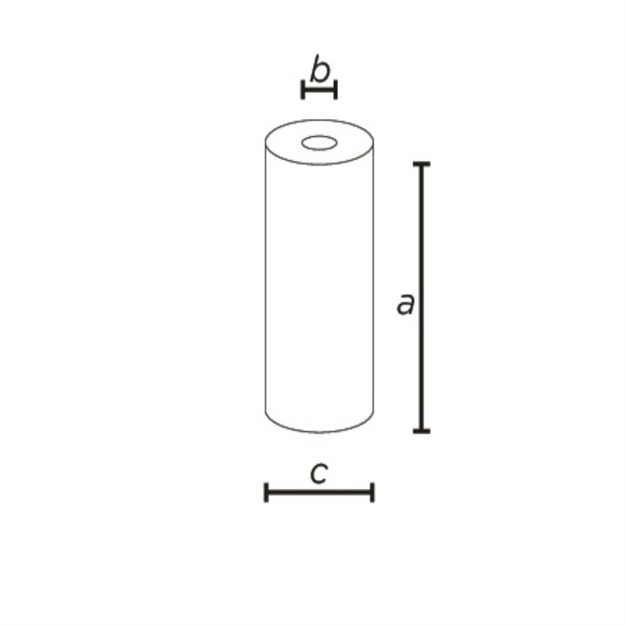 Melt Blown Sediment Filtreler - FR-N Serisi