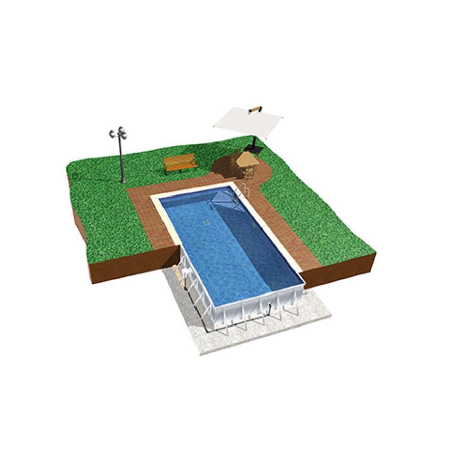 Prefabrik Havuzlar