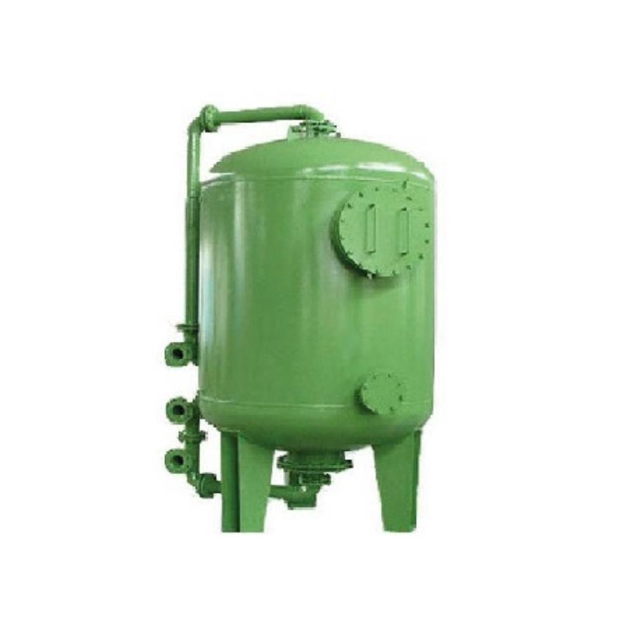 Epoxy Painted ST-37 Tank Surface Piping Softening Filter Systems