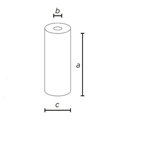 Melt Blown Sediment Filtreler - FR-E Serisi