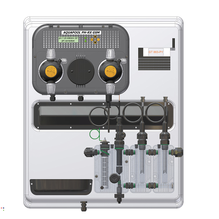 A-Pool System (A-Pool System pH-Rx , A-Pool Connect System pH-Rx)