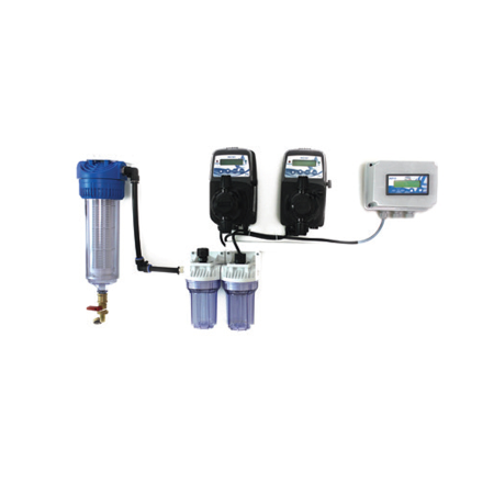 Towel Water Conditioning System