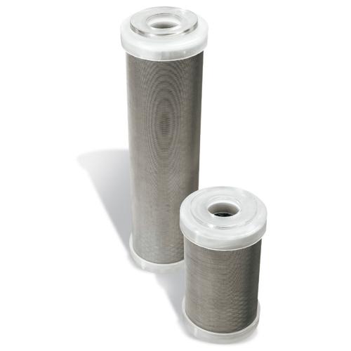 Yıkanabilir Paslanmaz Çelik Filtreler (AC , AC-HT)