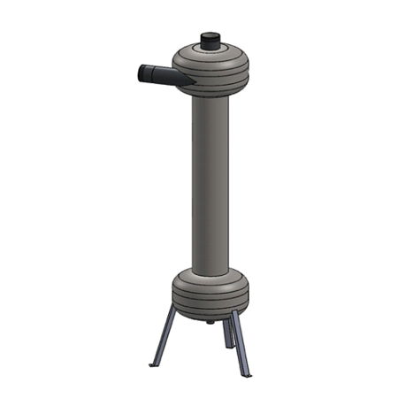 EQUA Stainless Separator Filters